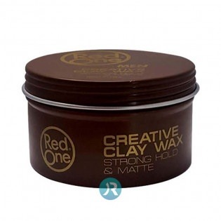 Creative Clay Wax Red One 100ml