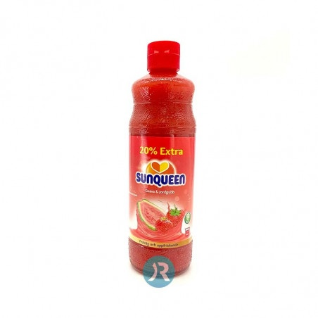 Concentrated Drink Guava & Strawberry Sunqueen 700ml
