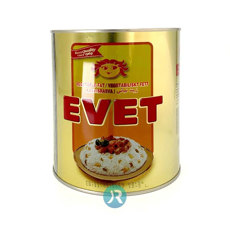 Vegetable Ghee Evet 2kg