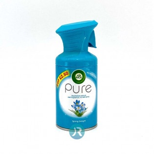 Air Freshener with Spring Perfume Air Wick 210ml