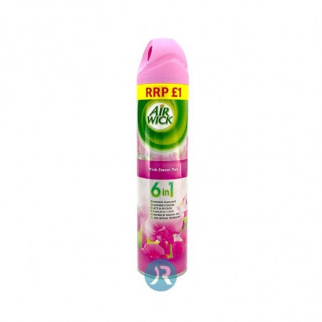 Air Freshener with Bloom Perfume Air Wick 210ml