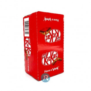 Biscuits Kit Kat Nestle 24pcs