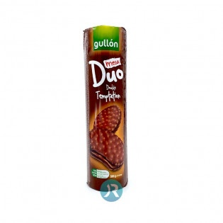 Biscuits Double Chocolate Gullon 500g