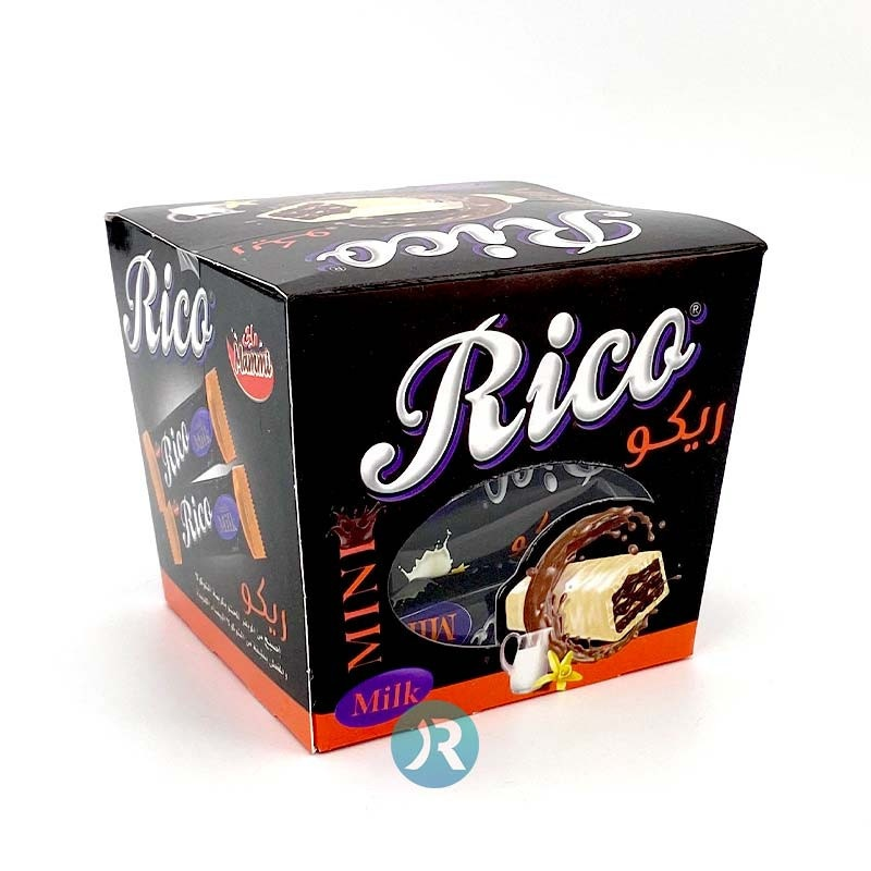 Wafer with Chocolate Rico 140g