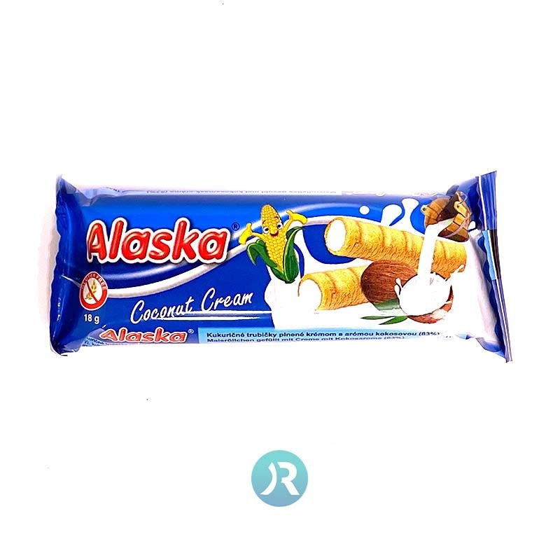 Alaska Fingers Coconut