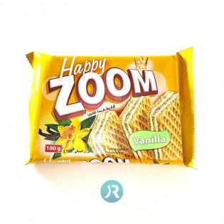 Wafer with Vanilla ZOOM 100g