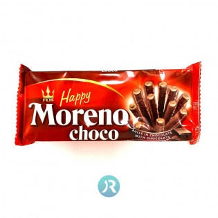 Chocolate Rolls Moreno 120g