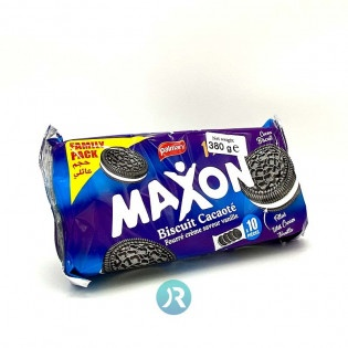 Biscuits with Cocoa Maxon 10pcs