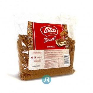 Biscoff Crumbled Lotus 750g