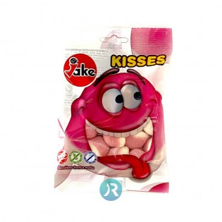 Gelatine Kisses Jake 100g