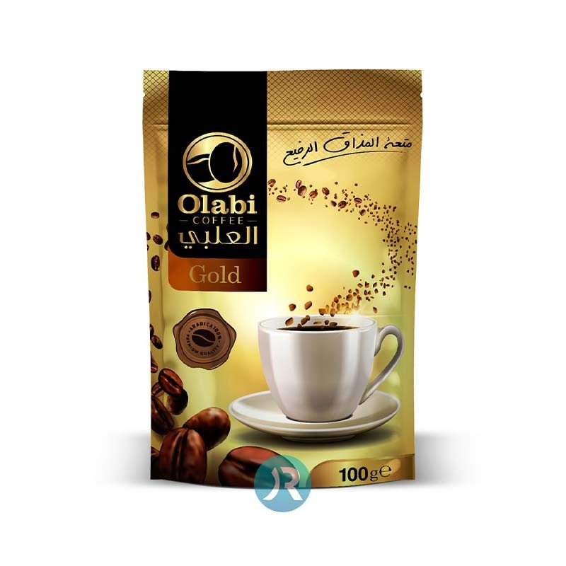 Instant Coffee Gold Olabi 100g