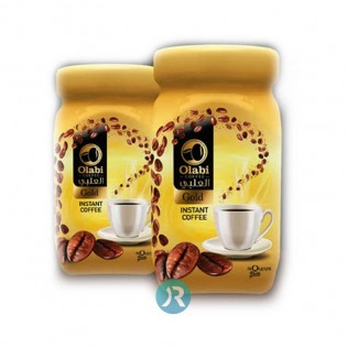Instant Coffee Crystal Gold Olabi 100g