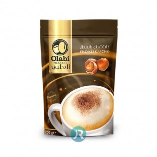 Cappuccino with Hazelnut Olabi 250g