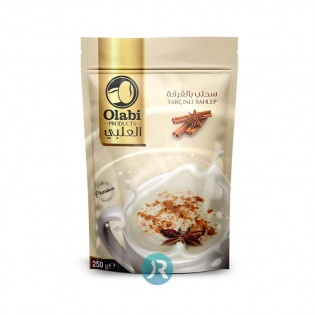 Sahlep with Cinnamon Olabi 250g