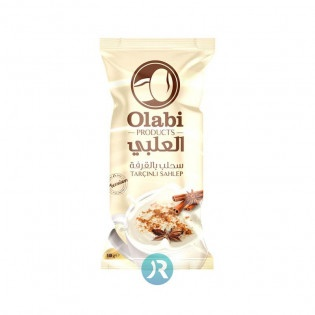 Sahlep with Cinnamon Olabi 24p