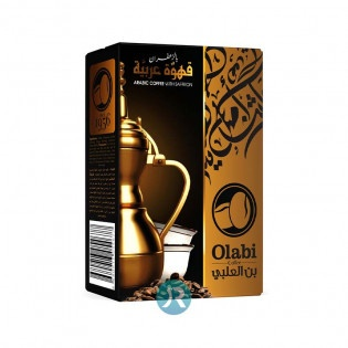 Arabic Coffee with Saffron Olabi 420g