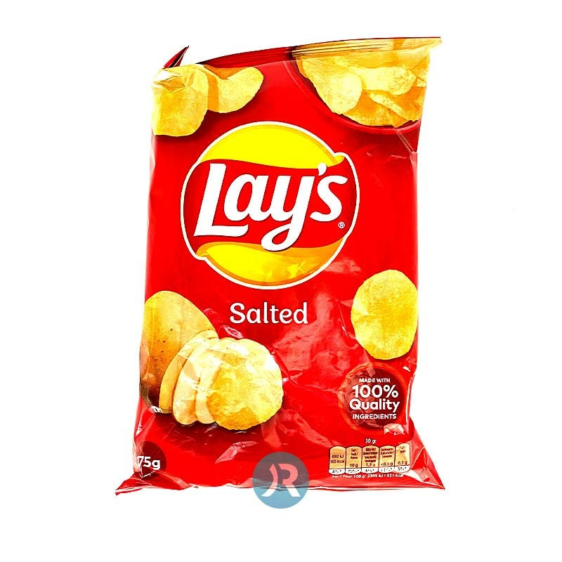 Chips Salted Lays 175g