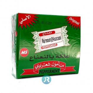 Chewing Gum Peppermint Sharawi 100p