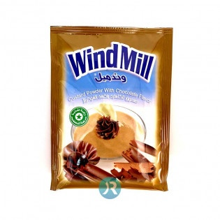Custard Powder Chocolate WindMill 45g