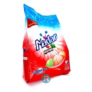 Laundry Detergent Concentrated Madar 2,5kg