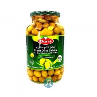 Olives Green Salkini 1400g