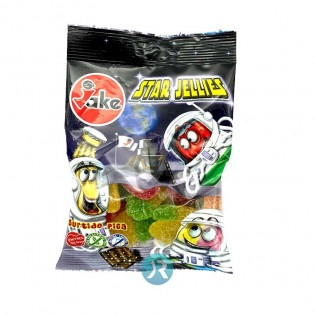 Gelatine Star Jellies Jake 100g