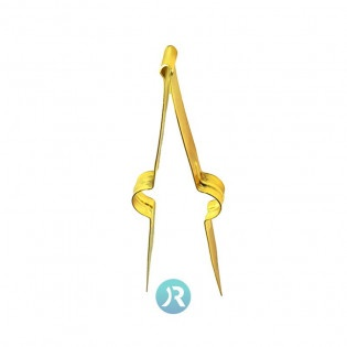 Coal Tongs Gold Large