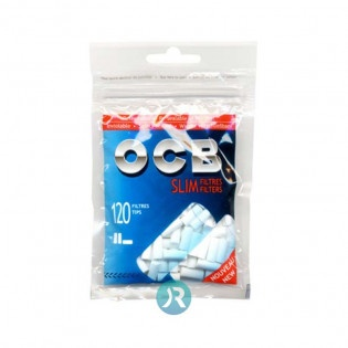 Filters Slim OCB 120pcs