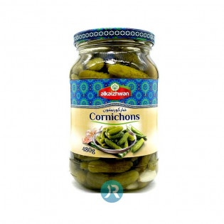Pickled Cucumber Cornichons Alkaizhwan 480g