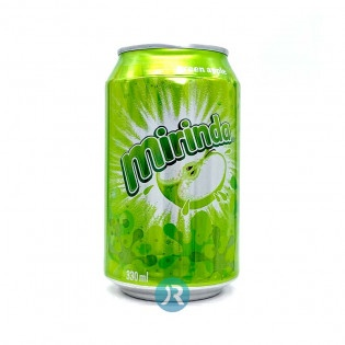 Mirinda Green Apple 330ml