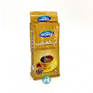 3x Coffee with Extra Cardamom Haseeb 200g