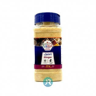 Ginger Powder Jannat Adam 210g