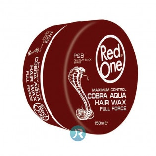 Cobra Hair Wax Red One 150ml