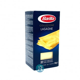 BAR LASAGNE 500G GUL