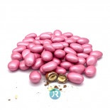 Candied Almonds With Chocolate (Pink) 250g