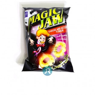 Chips Ketchup & ost Mr.Corn 60g